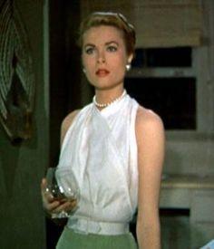 @Madeleine Brooks---another Grace Kelly halter (Rear Window)