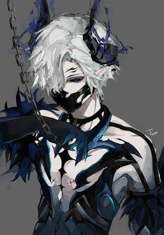 CASA COMIGO POUHA – – You are in the right place about anime boy demon Here we offer you the most beautiful pictures about the anime boy cool you are looking for. When you examine the CASA COMIGO POUHA – – part of the picture you can … Anime Demon Boy, Anime Boys, Dark Anime Guys, Hot Anime Boy, Cute Anime Guys, Dark Fantasy Art, Anime Fantasy, Anime Kunst, Anime Art