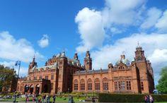 Kelvingrove Art Gallery and Museum | Glasgow | Scotland