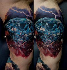 Tattoo by Domatas Parvainis