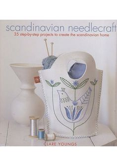 Scandinavian Needlecraft--entire book page by page