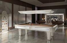 Tavolo da Biliardo prodotto dalla ditta italiana Vismara Design