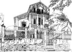 Casa victoriana, La Paz - Bolivia. Carlos Calvimontes Rojas