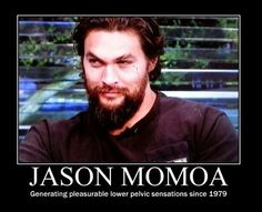 Jason Momoa, born one day after Ben...LEO'S have it :-)