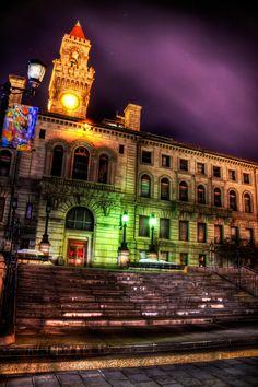 City Hall, Worcester, MA