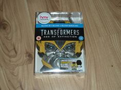 #Transformers age of #extinction bumblebee limited #edition 3d 2d blu ray,  View more on the LINK: 	http://www.zeppy.io/product/gb/2/201788328015/