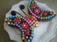 Papillon d'anniversaire