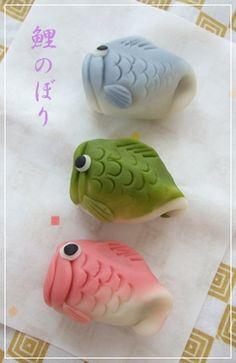 koinobori wagashi