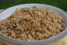 French Onion Rice