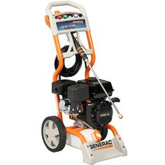 The Generac 2700 PSI (Gas-Cold Water) Pressure Washer 6022 has been discontinued. Check out Expert's recommended alternatives for another top gas cold water pressure washer. Best Pressure Washer, Pressure Washing, Toronto, Best Riding Lawn Mower, Yard Care, Relief Valve, Cool Things To Buy, Stuff To Buy, Diy Things