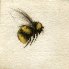 honey bee tattoo flying - Google Search