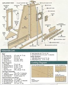#382 Panel Saw Plans - Circular Saw Tips, Jigs and Fixtures