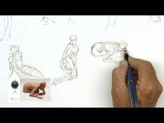Steve Huston Figure Drawing Book Pdf Beautiful Timed Model Drawing Session 1 Ins. Gesture Drawing, Drawing Poses, Drawing Tips, Drawing Book Pdf, Figure Drawing Books, Drawing Practice, Life Drawing, Inktober, Cartoon Tutorial