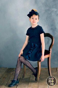 Look de Aletta | MOMOLO Street Style Kids   :: La primera red social de Moda Infantil  #kids #dress #modainfantil #fashionkids #kidsfashion #childrensfashion #childrens #niños #kids #streetstyle #red #ropaniños #kidsfashion #vueltaalcole #backtoschool #baby #modabebé #bebé