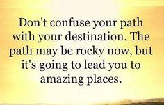destination amazing