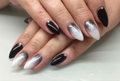 Black With Ombre