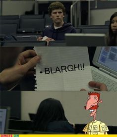 Creepy Nigel Thornberry.