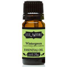 Wintergreen Essential Oil, 100% Pure Therapeutic Grade