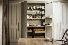 Professional Cabinetmaking - Georgian Lodge 2 I do like the wooden drawers inside the cupboard