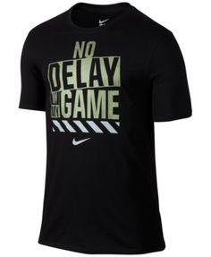NIKE Nike Men'S Dri-Fit Graphic T-Shirt. #nike #cloth # activewear