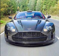 Aston Martin Mansory Cyrus