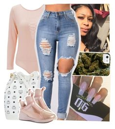 A fashion look from October 2016 featuring Puma sneakers y MCM shoulder bags. Browse and shop related looks. Cute Swag Outfits, Cute Outfits For Kids, Outfits For Teens, Stylish Outfits, Teen Fashion Outfits, Girl Outfits, Womens Fashion, Black Girl Fashion, Cute Fashion