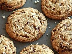 The Science of the Best Chocolate Chip Cookies