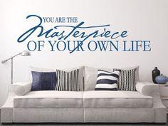 אתה יצירת המופת של חייך