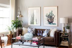 """""""I follow a ton of insanely creative designers on social media, and I'm constantly inspired by their feeds! Emily Henderson is someone who immediately comes to mind — I love everything she does and am constantly amazed at how she's able to put rooms together."""""""
