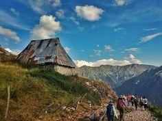 Highland Village, Bosnia, Mount Everest, Hiking, Inspirational, Explore, Adventure, Mountains, History