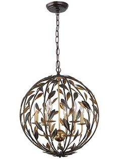 Zuri 6-Light Chandelier | House of Antique Hardware