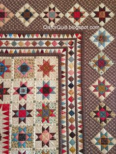 """Q is for Quilt"": The Cotheals at Home"