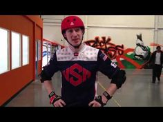 Roller Derby's Jonathan R of NYSE & Team USA MVP -- Breaks down the 'one foot turnaround' - YouTube