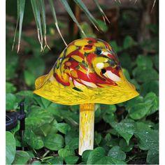 Mushroom Garden Decoration | Temple & Webster
