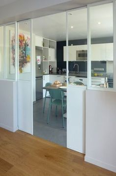 Une verrière blanche What is House Design, How To and More It is undoubtedly the