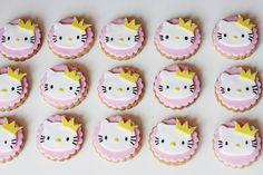 galletas decoradas kitty