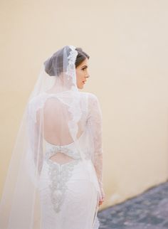 Photography : Greg Finck Read More on SMP: http://www.stylemepretty.com/2016/06/01/a-puerto-rico-wedding-anchored-in-old-world-glamour/