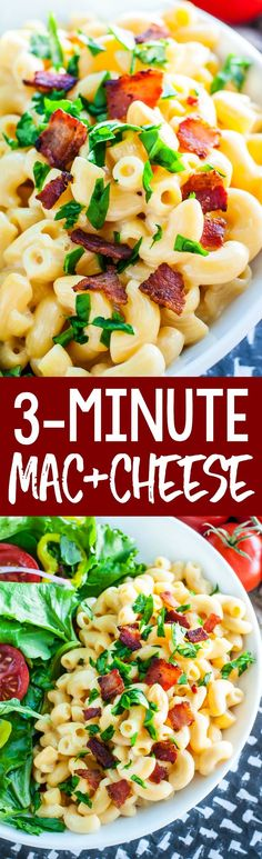 This easy, cheesy Sketch-Free 3 Minute Stovetop Mac and Cheese is made in record time without fillers, antibiotics, or mystery cheese sauce.