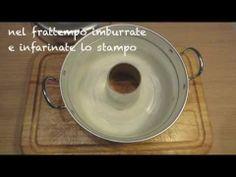 ▶ Ricetta PANE fatto in casa - cotto nel forno versilia - YouTube