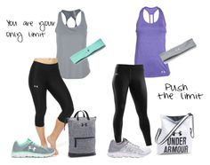 Under Armour by alliedrover on Polyvore featuring polyvore, fashion, style, Under Armour and clothing