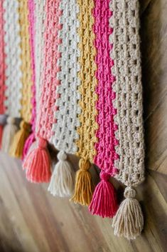 Granny Square Crochet Pattern, Afghan Crochet Patterns, Crochet Afghans, Baby Blanket Crochet, Knitting Patterns, Easy Knitting, Start Knitting, Modern Crochet Blanket, Afghan Blanket