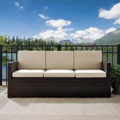 Belton Sofa with Cushions