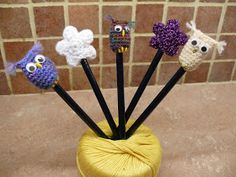 String Theory Crochet: Tiny Things - From Halloween to Housework