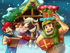 New Rock City: Christmas Eve