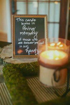 Loving memory....