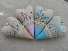 ...szívvel és cérnával... Slippers, Slipper, Flip Flops, Sandal