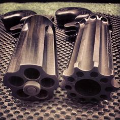 45-410 and a .22 magnum