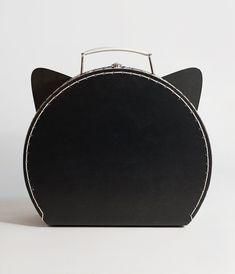 de papel Juego gato negro de de maletas nxqqI7aHw