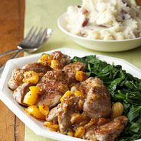 Pork Tenderloin with Apricots Recipe - Good Housekeeping
