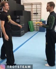 Martial Arts Moves, Aikido Martial Arts, Self Defense Martial Arts, Martial Arts Workout, Martial Arts Training, Mixed Martial Arts, Krav Maga Techniques, Martial Arts Techniques, Self Defense Techniques